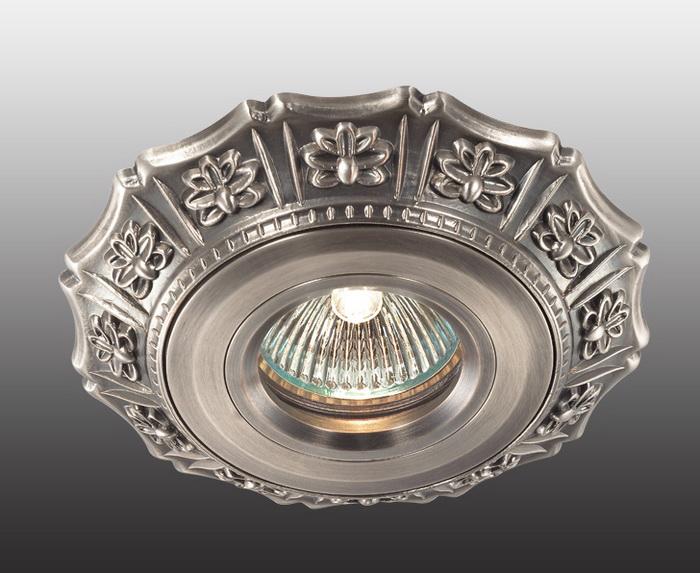 Встраиваемый светильник Novotech Vintage 370006